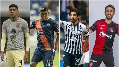 Estas son las 13 decepciones individuales del Apertura 2018 en Liga MX