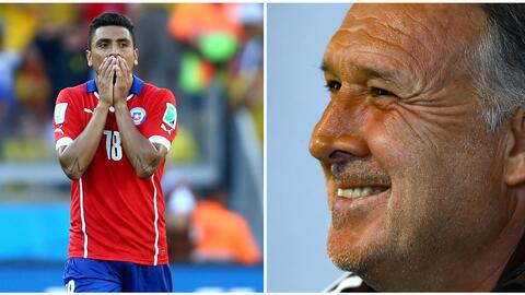 Jara por poco 'le hace un monumento' a Martino de tantos elogios previo al México vs. Chile
