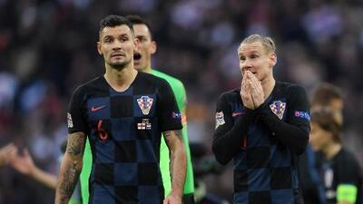 ¿Por qué fracasó la súper Croacia en la Nations League?