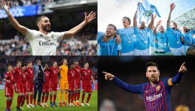 Magnates del fútbol: los 10 equipos más valiosos a nivel mundial con un nuevo líder