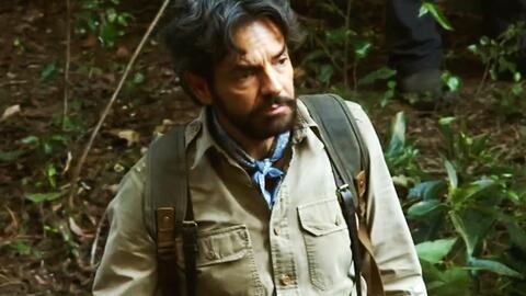 Ni Dora ni Diego: Eugenio Derbez terminó siendo un intrépido guía en 'Dora and the Lost City of Gold'