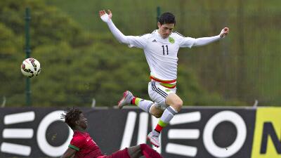 Portugal 4-0 México: El Tri preolímpico fue goleado por su similar de Portugal