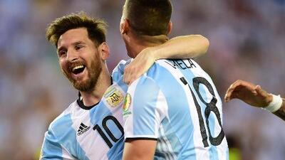 """Sampaoli dice que Messi """"es el único titular"""" de la selección argentina"""