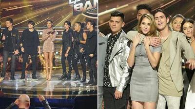 La Banda RiviU: CNCO nos enamoró, Sofía nos dejó y los chicos arrasaron en el stage