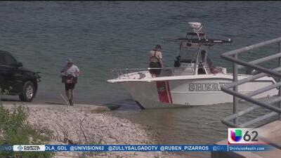 Continúa búsqueda de hombre hispano en el lago Travis