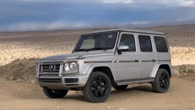 Probamos la nueva Mercedes-Benz Clase-G 2019