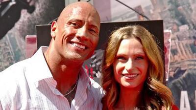 Dwayne 'The Rock' Johnson será papá otra vez