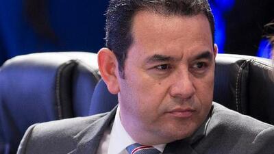 Acusan al presidente de Guatemala de abuso sexual contra diez mujeres: esto es lo que se sabe hasta ahora
