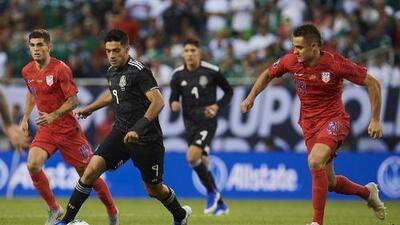 Estados Unidos vs. México: horario y como ver el partido amistoso | 6 de Septiembre 2019
