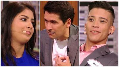 Mayra rechaza a Paul y lo quiere despedir de un modo que provoca indignación en Rafa Araneda
