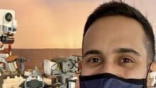 Este ingeniero hispano que envió un robot a Marte trabaja en la NASA y se crio en Puerto Rico