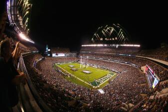 En fotos: con gigantesco drama los Philadelphia Eagles vencen a los Atlanta Falcons