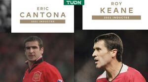 Eric Cantona, elegido al Hall of Fame de la Premier con Roy Keane