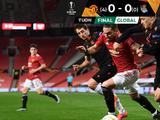 Real Sociedad ni rasguñó al Manchester United, que avanza a Octavos