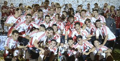 River Plate se consagró campeón de Copa y clasificó a la Copa Libertadores