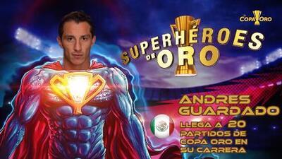 Superhéroes de Oro: ¡Capitán de México! Andrés Guardado entró para marcar diferencia