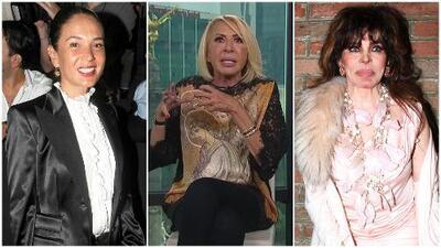 Laura Bozzo afirma que Yolanda Andrade le clavó una puñalada por la espalda a Verónica Castro y mira por qué
