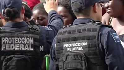 México realiza un gran despliegue militar en la frontera con Guatemala para evitar el tránsito de migrantes hacia EEUU