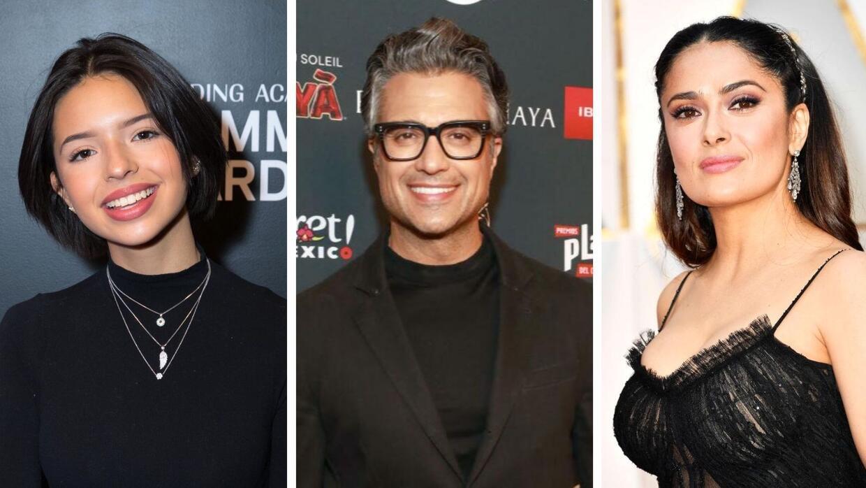 Famosos que pueden hablar varios idiomas (son políglotas): Ángela Aguilar, Salma Hayek, Shakira y más