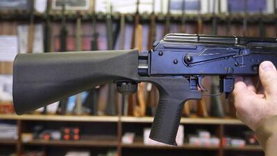 El gobierno avanza en la prohibición de los 'bump stocks' usados en la masacre de Las Vegas