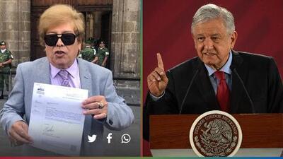 AMLO decide pronunciarse sobre el rumor de que Juan Gabriel está vivo