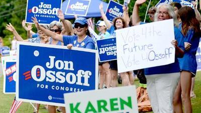 Cómo un pequeño electorado hispano puede definir en Georgia la elección más cara de la historia del Congreso