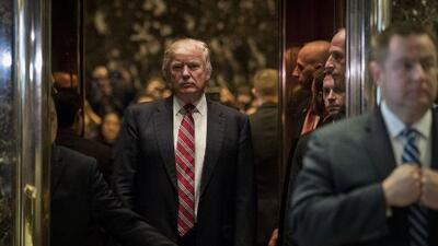 Trump no pagó impuestos federales durante una década, asegura un informe del diario The New York Times