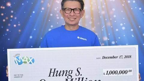 Se peló con el dinero de la 'vaquita' luego de ganar la lotería con el boleto del grupo