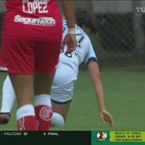 Resumen | Toluca mandó al diablo al Pachuca tras derrotarlo 2-1 en la Liga BBVA Femenil