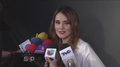 Dulce María opinó sobre la nueva paternidad de su ex novio Poncho Herrera