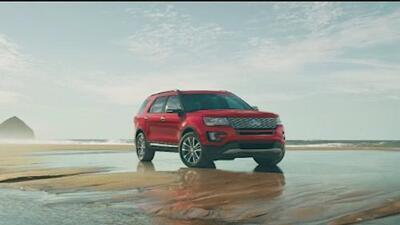 Ford retira 1.2 millones de SUV Explorer por pérdida de control en la dirección