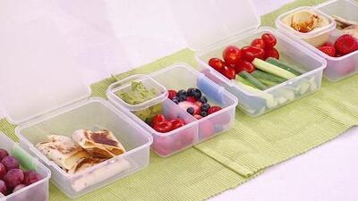 Fáciles, saludables y deliciosos: te decimos cómo preparar los almuerzos escolares para toda la semana