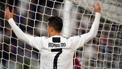 ¿Qué calificación merece Cristiano Ronaldo en su primera temporada con la Juventus? Estos fueron sus números
