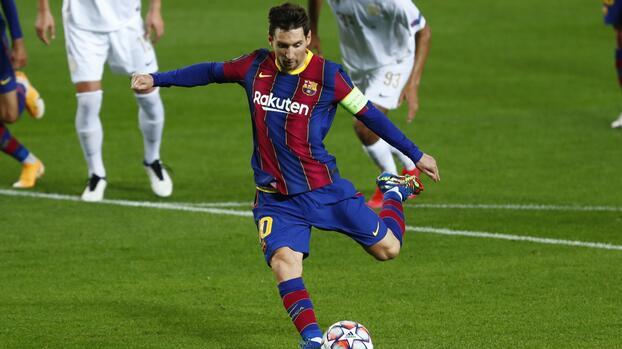 Lionel Messi sigue imponiendo marcas en la Champions League