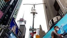 Más de 15,000 cámaras en Nueva York que pueden reconocerte a miles de metros de distancia, según reporte