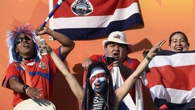 Esta noche comienza la Copa Oro con el clásico centroamericano Honduras-Costa Rica