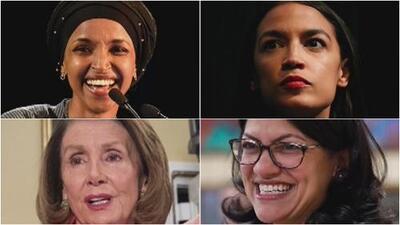 Estas son algunas de las mujeres que fueron elegidas a cargos públicos en las votaciones de mitad de periodo