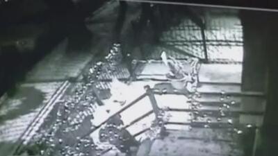 En video: Así robaron la decoración navideña de la casa de una mujer en el oeste de Chicago