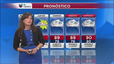 Demasiado alta la temperatura en Puerto Rico