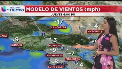 Cielos parcialmente nublados, pero con sol durante este viernes en Los Ángeles