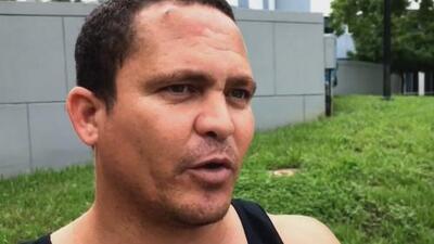 """""""Nací de nuevo"""": el sorprendente testimonio de un sobreviviente al ataque de tiburón en Key Biscayne"""