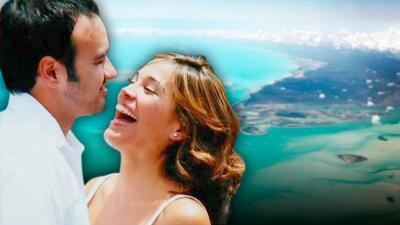 Karla Martínez celebró de una manera muy romántica sus 14 años de matrimonio
