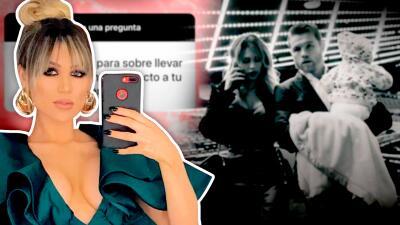 La novia de 'El Canelo' revela cuál es su secreto para enfrentar los chismes sobre su relación con el boxeador