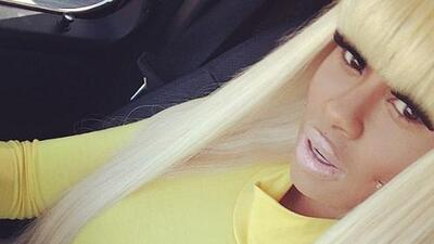 Blac Chyna está embarazada de Rob Kardashian
