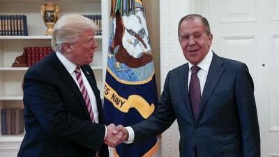Trump confirma y defiende que compartió información con los rusos