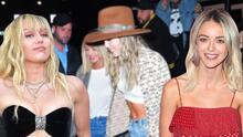 """Miley Cyrus y Kaitlynn Carter """"lucían como una pareja"""" durante los MTV VMAs y después"""