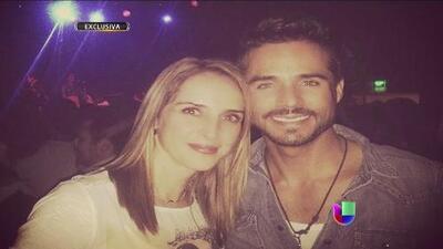 Irán Castillo y José Ron no pueden ocultar su amor