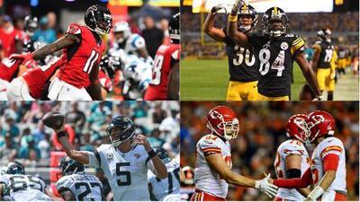 Los partidos que sacarán chispas en la Semana 5 de la NFL
