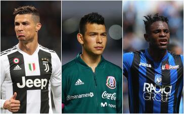 'Chucky' Lozano, el nuevo contendiente para el título de goleo en la Serie A