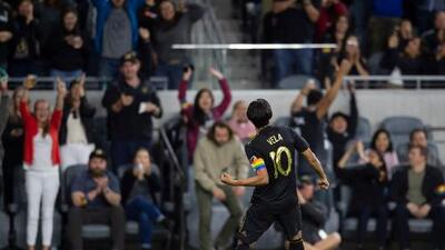 Carlos Vela y LAFC al acecho de firmar la mejor temporada en la historia de la MLS